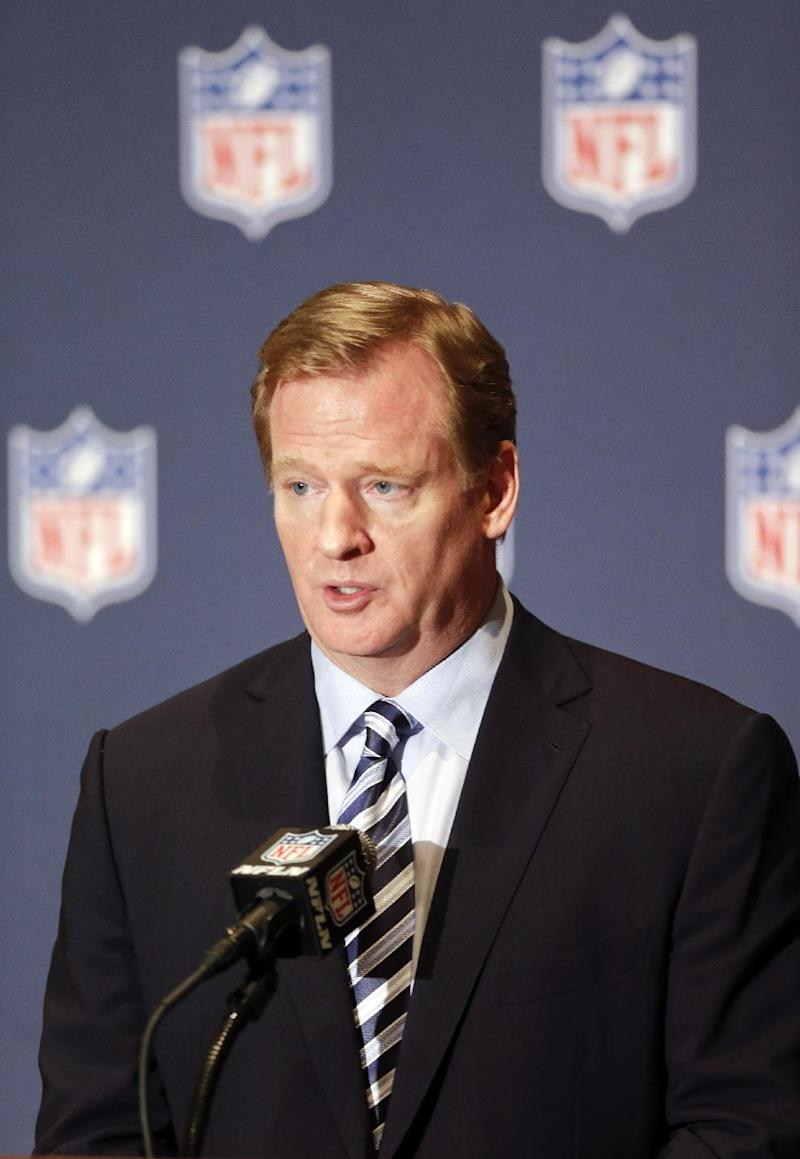NFL gives $45 million youth football grant