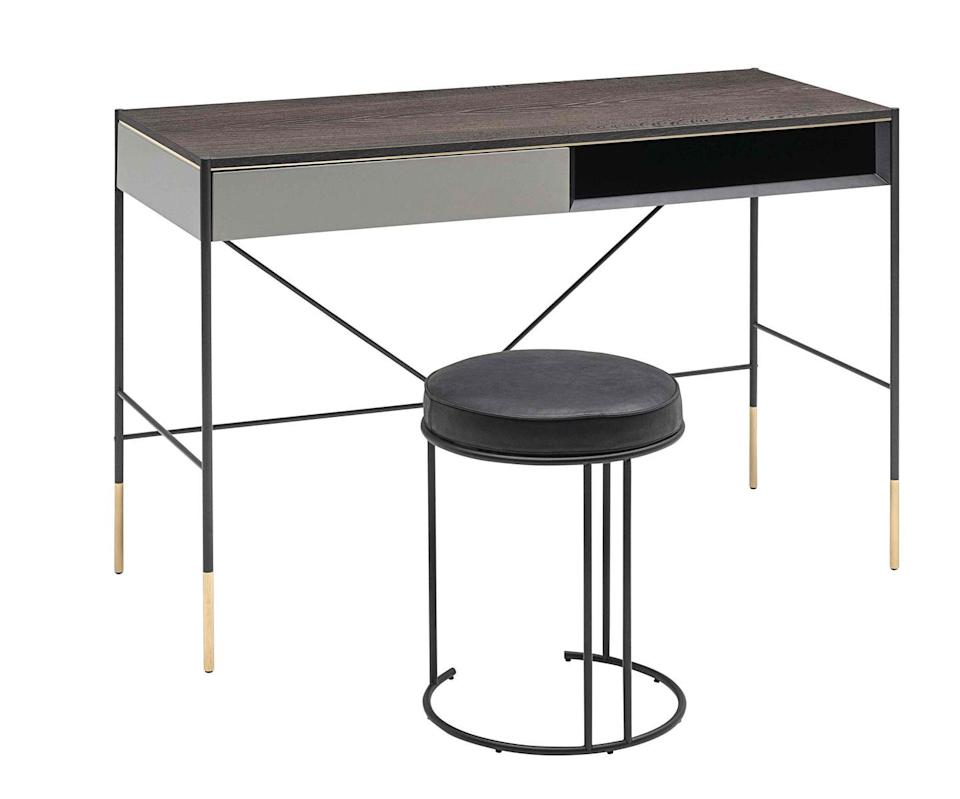 """<p>This extremely elegant desk by David Lopez Quincoces has sleek lines that will hopefully encourage you to compose elegantly written emails. £4,240, <a href=""""https://livingdivani.it/en/products-materials/complements/era-scrittoio/"""" rel=""""nofollow noopener"""" target=""""_blank"""" data-ylk=""""slk:livingdivani.it"""" class=""""link rapid-noclick-resp"""">livingdivani.it</a></p>"""