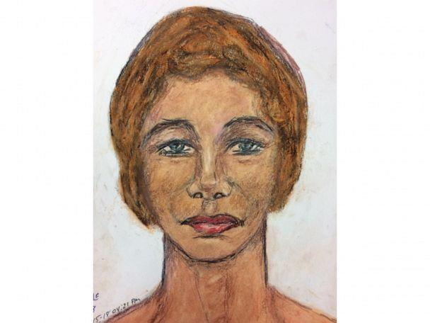 PHOTO: A sketch drawn by convicted serial killer Samuel Little of one of his victims, a white 25-years-old woman. He killed her in Covington, Kentucky in 1984. (FBI)