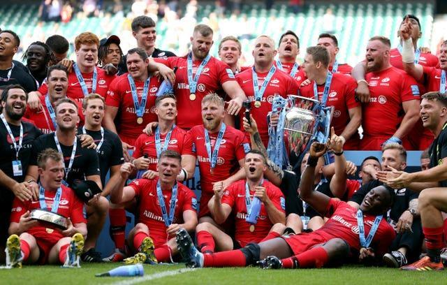 Star-studded Saracens have been serial winners in recent years