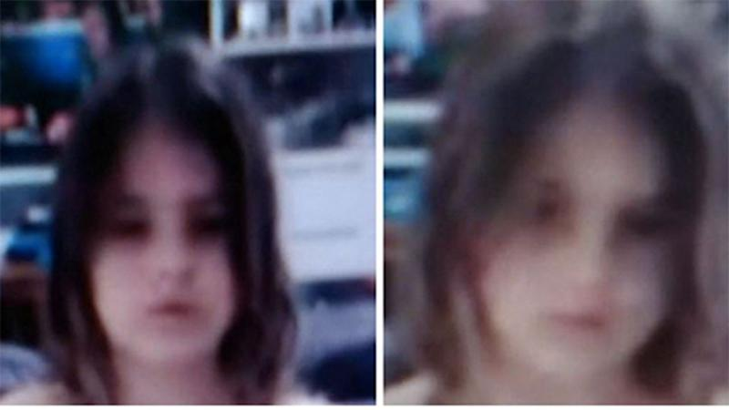 The image of the girl police released on Tuesday. Picture: Victoria Police