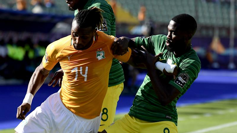 Afcon 2019: Wilfried Bony shifts focus to 'difficult' Morocco after South Africa win