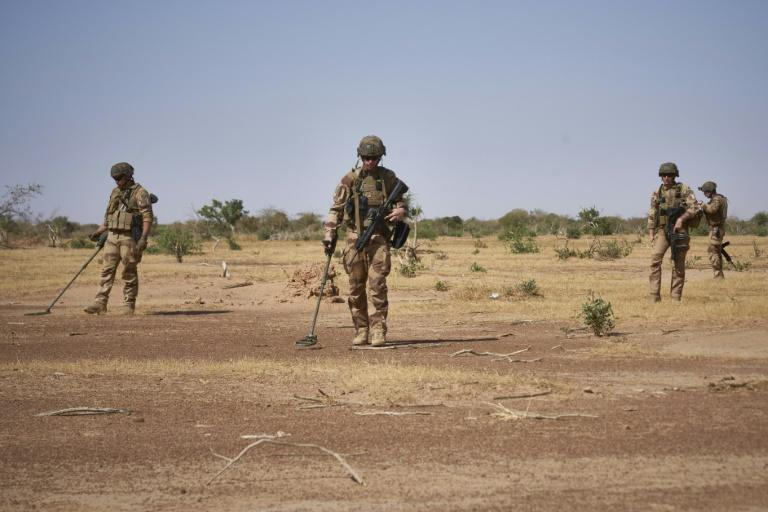 France has a 4,500-strong anti-jihadist force supporting Sahel countries fighting a seven-year jihadist revolt