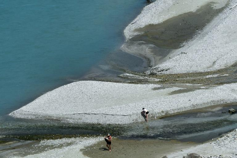 EcoAlbania is working with international NGOS to raise awareness about the river