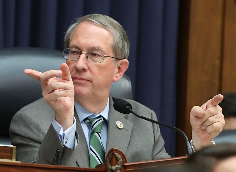 House Judiciary Committee Chairman Bob Goodlatte (R-Va.) and other lawmakers said they hadn't heard any news about a nationwide prison strike set to end on Sunday. (Mark Wilson/Getty Images)