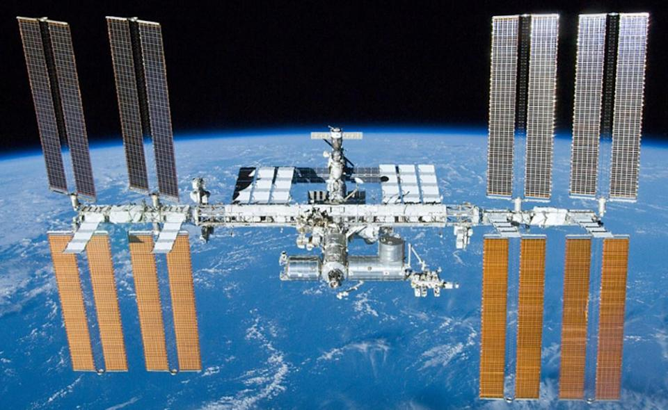 Alarms sound on the International Space Station due to smoke, burning smell