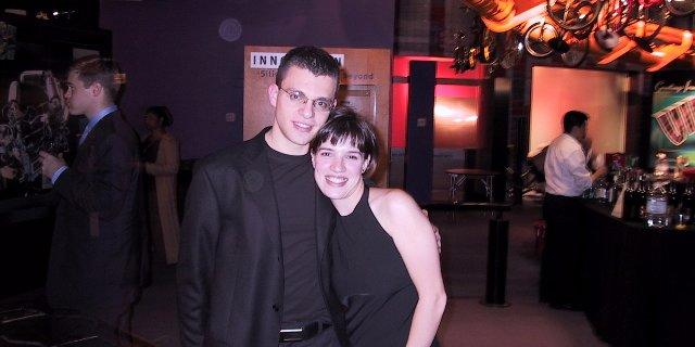 Max and Nellie Levchin