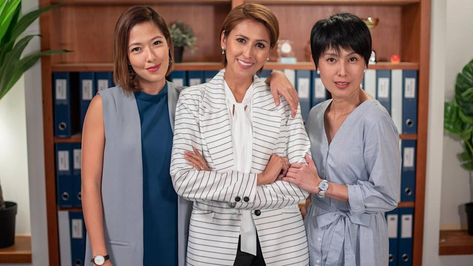 Lion Mums (Mediacorp Channel 5)