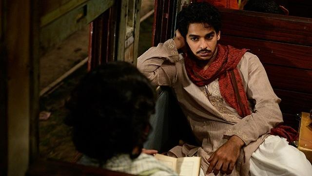 Ishaan Khatter in A Suitable Boy
