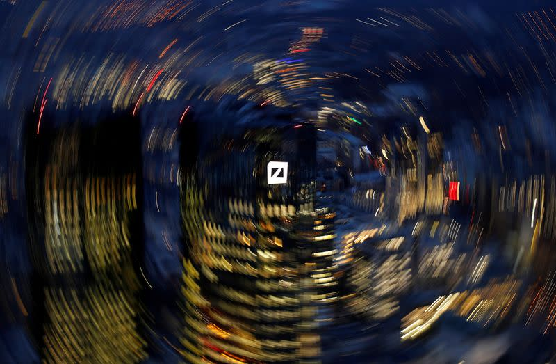 Deutsche Bank 2020 outlook dims after first quarter loss as coronavirus knocks revenue