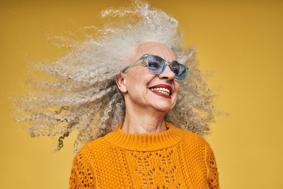 Our life expectancy has risen over the centuries, but human ageing has not 'slowed'. (Posed by a model, Getty Images)