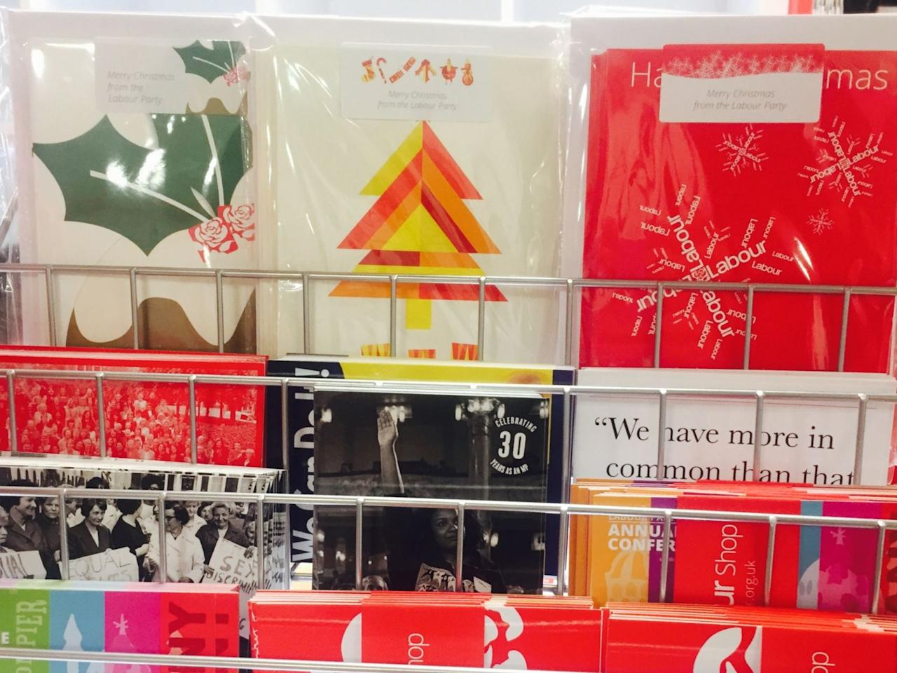 <p>Perfect for the more organised amongst us, why not start Christmas card shopping in September? Then you'll only have to fret over the presents, come late December. (Sky News) </p>