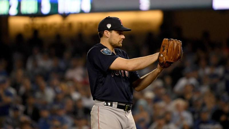 Nathan Eovaldi agrees to US$68M, 4-year deal with Red Sox