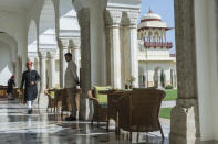Maharajah Sawai Man Singh II made Rambagh his principal residence and added a number of royal suites in 1931.
