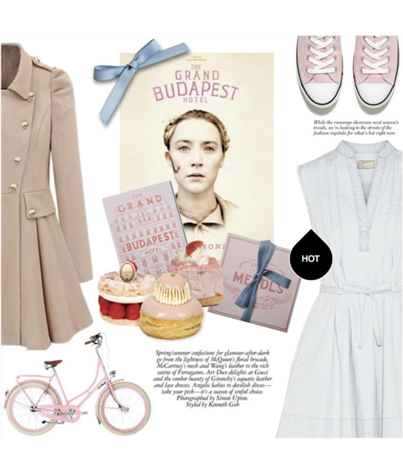 "<p><a rel=""nofollow"" href=""http://www.polyvore.com/diy_halloween_costume_agatha/set?id=209594059"">This Polyvore set</a> perfectly captures the winsome charm of Agatha. </p>"