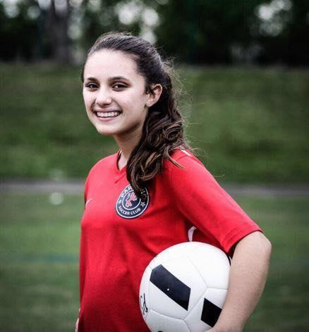 "<p>Student Alyssa Alhadeff in a photo posted on Parkland Travel Soccer's Facebook page. (Photo via Facebook)<br></p><p>Among the youngest victims was Alyssa Alhadeff, an avid soccer player whose mother screamed into CNN's camera demanding that President Donald Trump take action.""President Trump, you say what can you do?"" Lori Alhadeff said. ""You can stop the guns from getting into these children's hands! Put metal detectors at every entrance to the schools. What can you do? You can do a lot! This is not fair to our families and our children go to school and have to get killed! (AP) </p>"