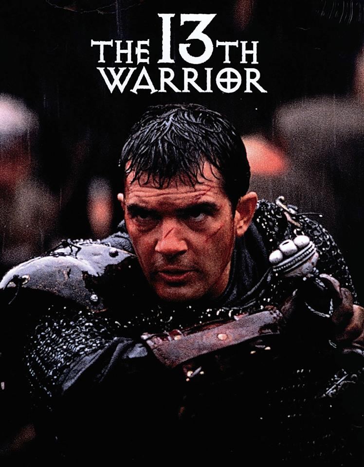 "<b><a href=""http://movies.yahoo.com/movie/the-13th-warrior/"">The 13th Warrior</a></b><br> Release date: August 27, 1999<br> Estimated budget: $160 million<br> U.S. gross: $32.7 million"