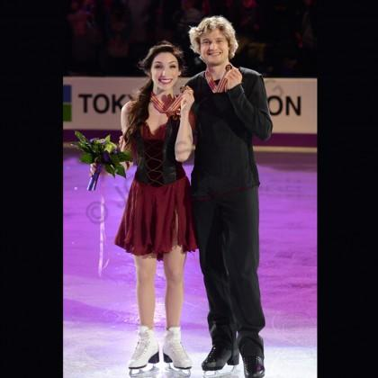 """<div class=""""caption-credit"""">Photo by: Ludwig Welnicki</div><div class=""""caption-title"""">Meryl Davis</div>After a strong showing at the U.S. National Figure Skating Championship last month, ice dancing champs Meryl Davis and partner Charlie White are the odds-on favorite to win the gold at Sochi. Looking for a name for your future figure skater? The name <a rel=""""nofollow"""" href=""""http://www.babyzone.com/baby-names/baby-girl-names/meaning-of-meryl_150914"""">Meryl</a> is Arabic for the sweet-smelling spice, myrrh."""