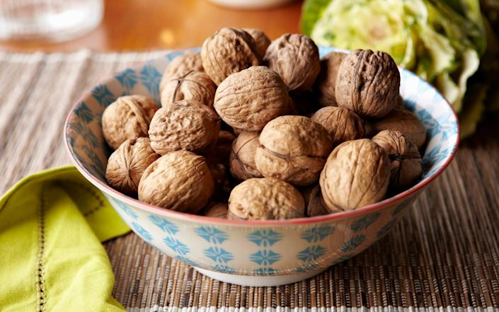 Walnuts are the highest in antioxidants of all nuts - Getty