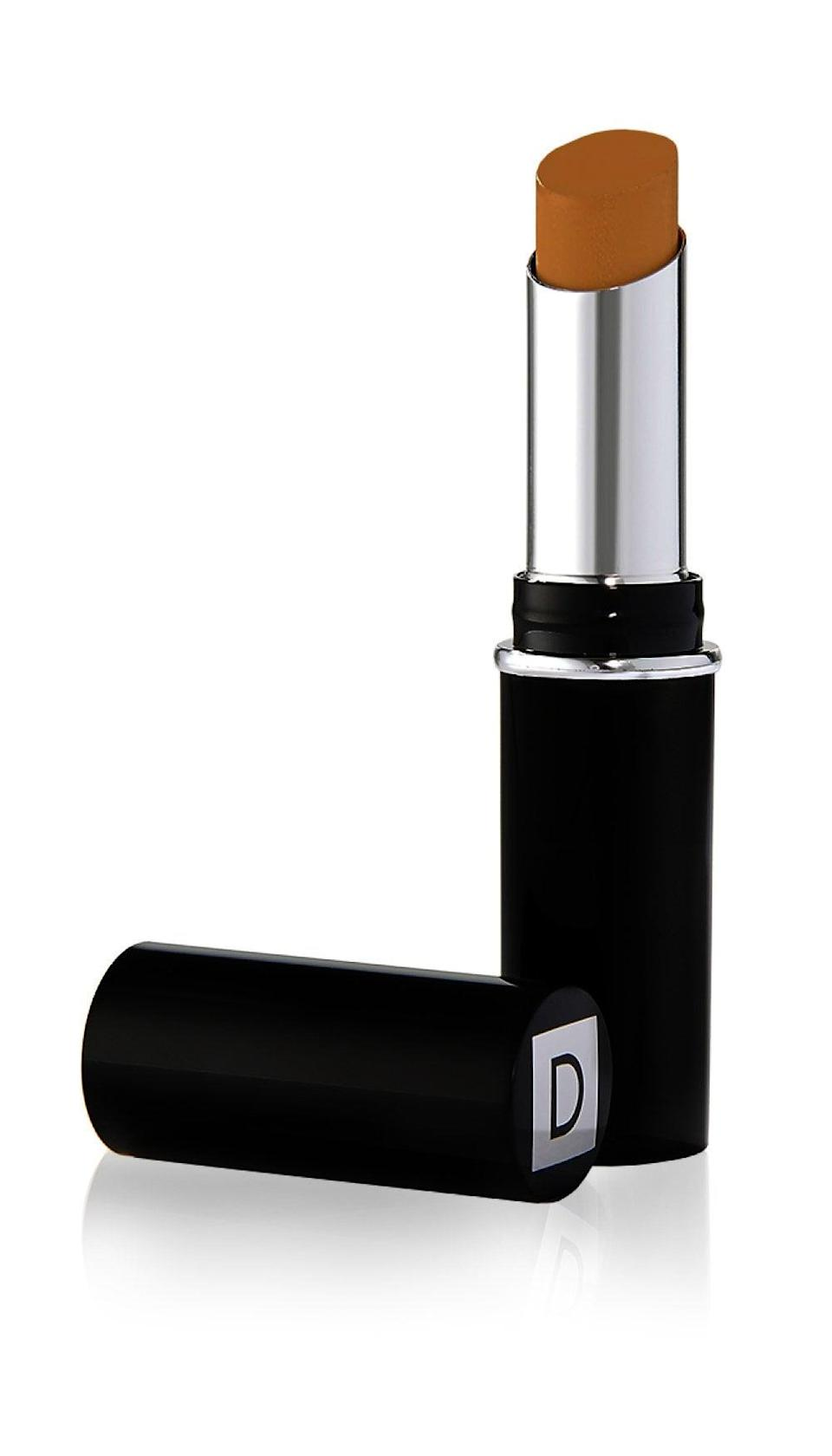 """<p><span>Dermablend Quick-Fix Full Coverage Concealer</span> ($26) is formulated with broad spectrum SPF 30 and a natural finish.</p> <p><strong>Customer Review:</strong> """"If you have scars or freckles, this is the best product I have ever used. It lasts 24 hours. It doesn't come off when you sweat. I actually learned about this product from a male friend in the entertainment industry. He wears it anytime he is recording a video or has to make a public appearance. It's great for dark circles or blemishes as well."""" </p>"""