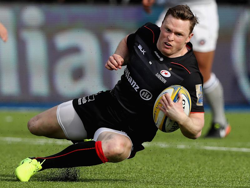 Saracens enter their European Champions Cup quarter-final off the back of a 53-10 thrashing of Bath: Getty