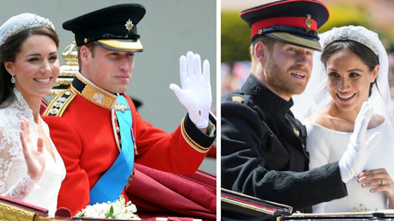 When it came to the wedding, Prince Harry and Meghan Markle did it their way,