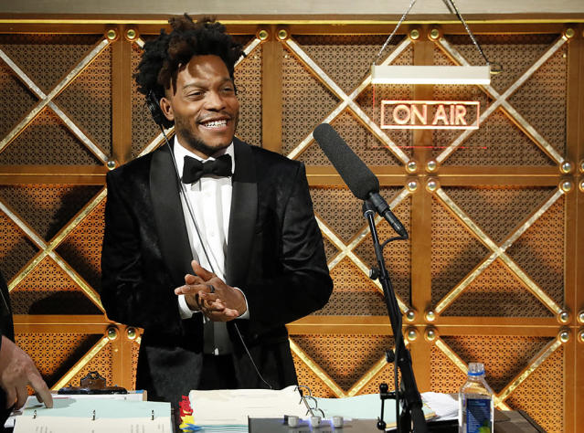 Jermaine Fowler (Photo: Christy Radecic/Invision for the Television Academy/AP Images)