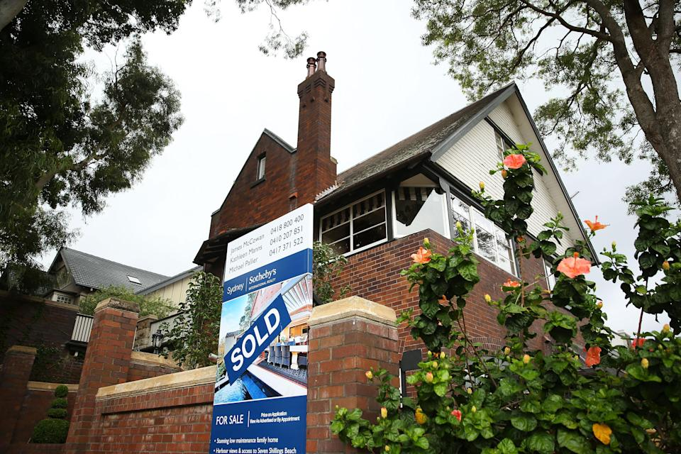 Houses going to auction are most likely to sell in Adelaide, but least likely to sell in Perth. Image: Getty