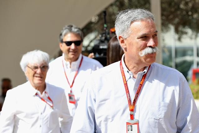 Formula One: Chase Carey Reveals Plans for New Grand Prix