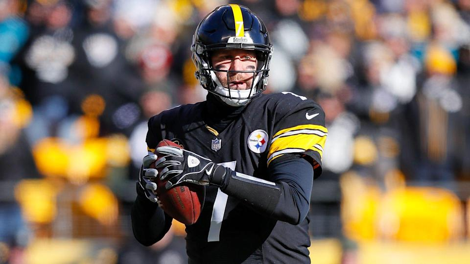 Team Salfino still views Ben Roethlisberger as a Tier 1 quarterback (AP photo)