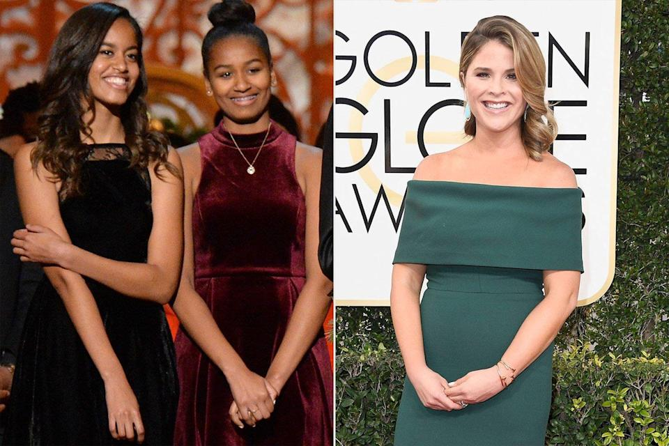 Jenna Bush Hager Recalls Sliding Down White House Banister with Obama Girls During Their Post-Election Visit
