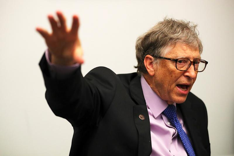 Bill Gates (REUTERS/Hannah McKay)