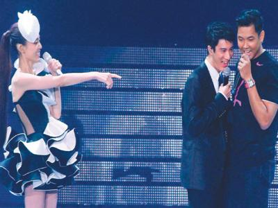 Leehom is the third party