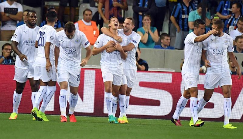 Champions League: Leicester City are big team - Brugge boss