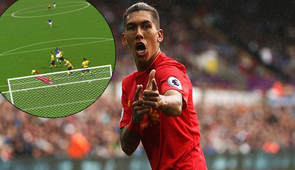 Premier League: Scout entdeckte Roberto Firmino mit Manager-Game