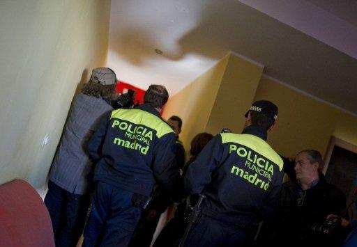 Spanish police have busted a ring that operated three sweatshops in Madrid