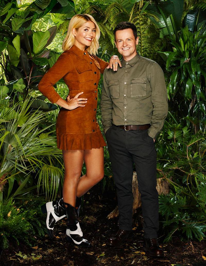 Holly Willoughby joins Declan Donnelly in new I'm a Celebrity promo
