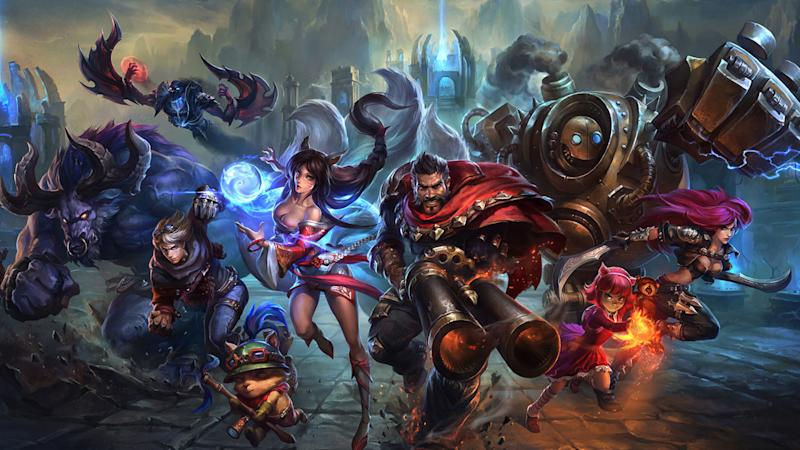 'League of Legends' boasts more than 100 million active players, Riot says