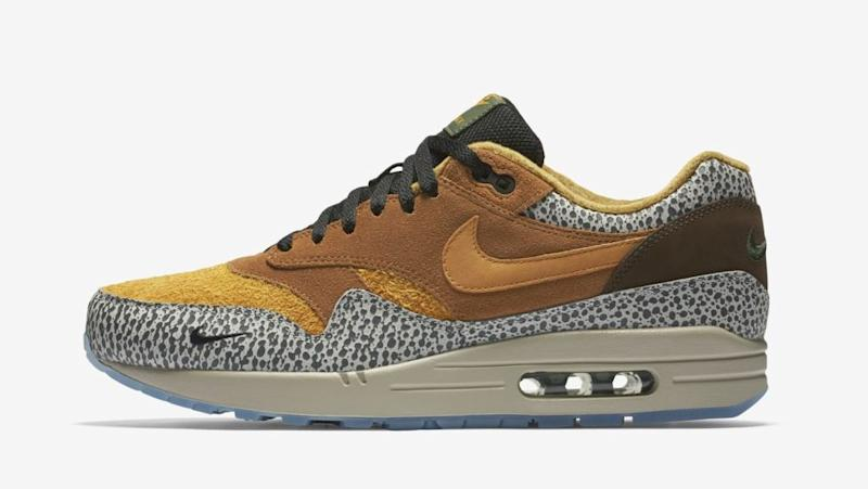 The Long Awaited atmos x Nike Air Max 1 Curry Is Here The