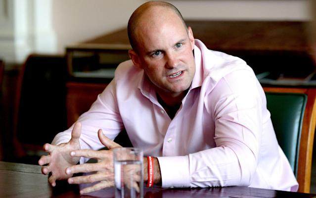Andrew Strauss wants to see more English coaches given a chance - PA