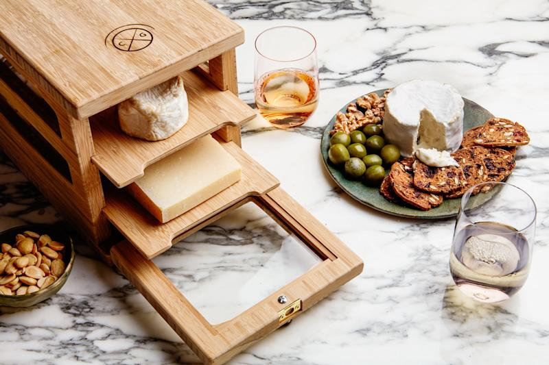 This $350 Wooden Box Will Store Cheese (Almost) Forever