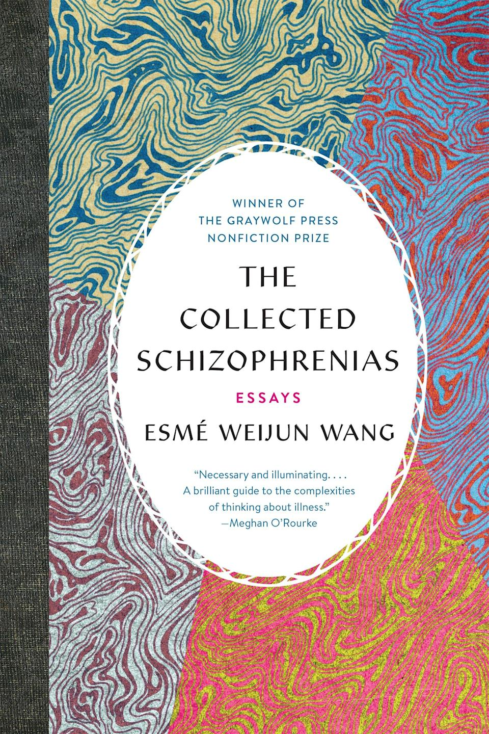 In this powerful collection, author and former fashion editor Wang opens up about her schizoaffective disorder. The entries paint a vivid picture of life with a chronic mental illness—from how Wang uses fashion as armor, to the relationship between smeared red lipstick and mental instability, to her long journey toward finding a diagnosis. A book that celebrates the perseverance of the human spirit.