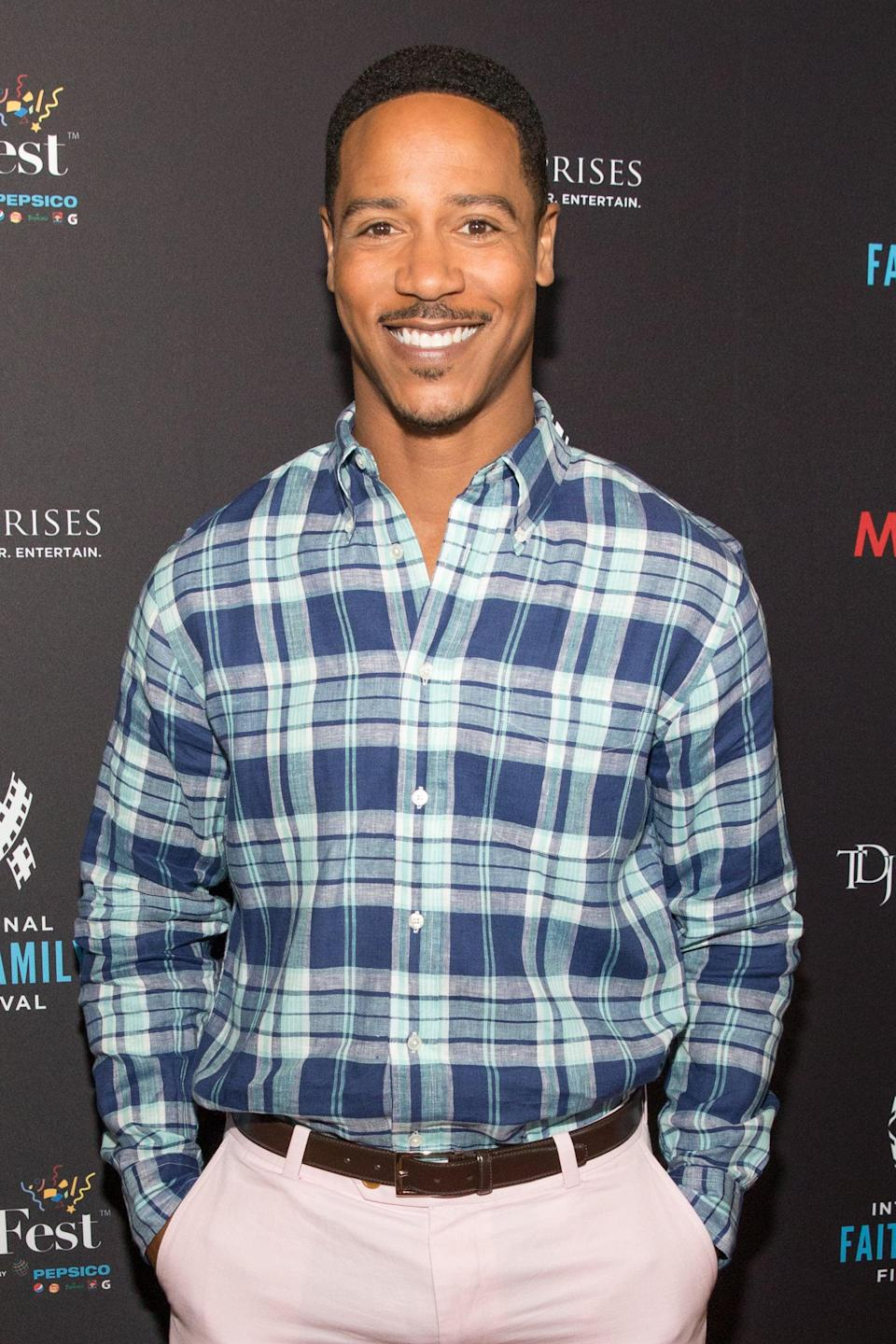 <p>Minka dated the <strong>Stomp the Yard</strong> and <strong>Scandal</strong> actor from 2003 to 2004.</p>