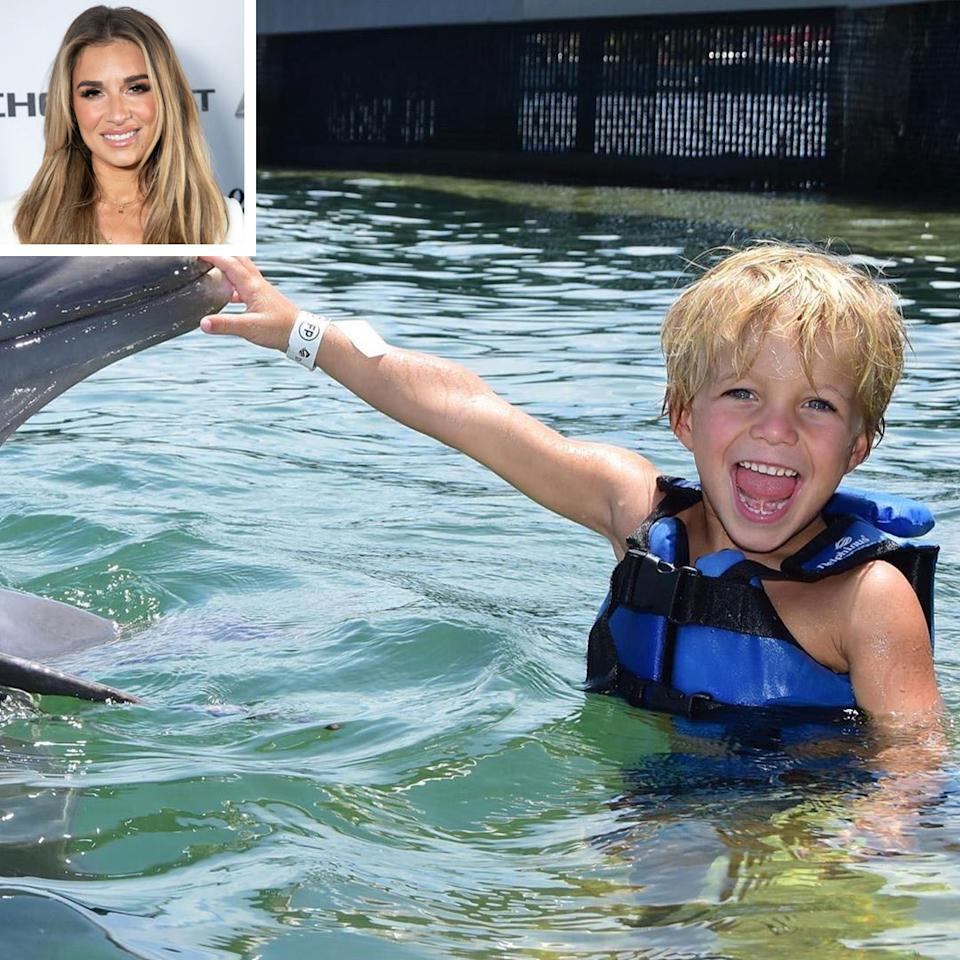 "<p>Eric and Jessie James Decker's son <a href=""https://people.com/parents/eric-decker-jessie-james-decker-welcome-son-eric-thomas/"">Eric Thomas II</a> turned 5 on Sept. 1.</p>"