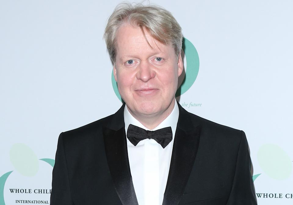 BEVERLY HILLS, CA - OCTOBER 26:  The 9th Earl Spencer Charles Spencer attends the Whole Child International's inaugural gala at the Regent Beverly Wilshire Hotel on October 26, 2017 in Beverly Hills, California.  (Photo by Paul Archuleta/WireImage)