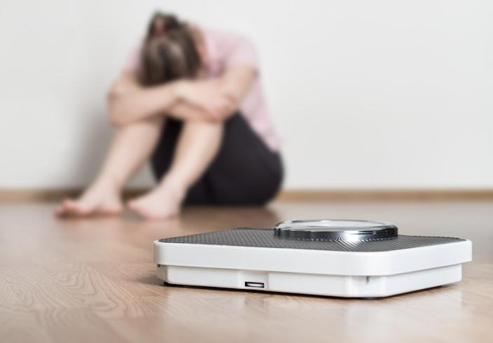 Weight loss fail and depression
