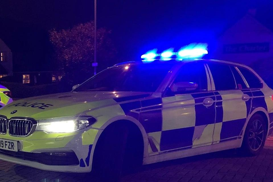 Thames Valley Police respond to incident  (Thames Valley Police)