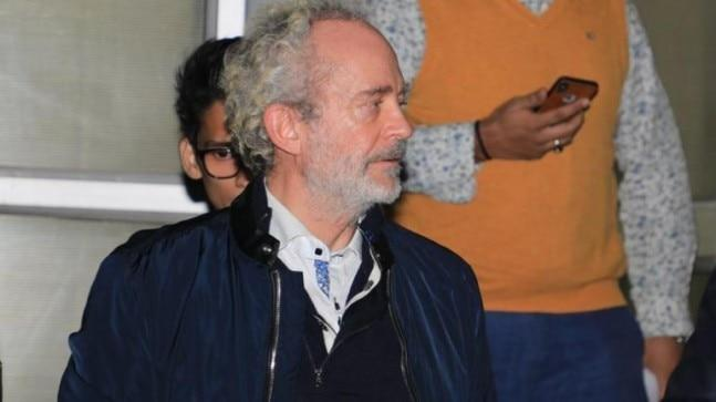"""The UK High Commission in New Delhi said the mission was """"urgently"""" seeking information regarding the alleged middleman Christian Michel's """"circumstances""""."""