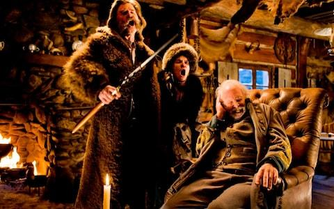 The Hateful Eight - Credit: AP