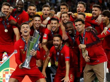 UEFA Nations League: Portugal ride on Goncalo Guedes' second-half strike against Netherlands to claim inaugural title